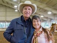 Buck and Jo